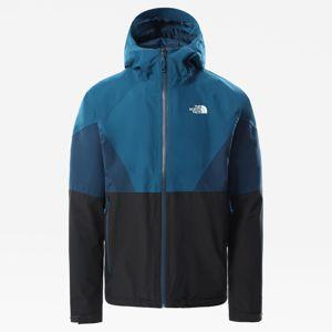 THE NORTH FACE Funkční bunda  černá / nebeská modř / chladná modrá / bílá