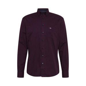 FYNCH-HATTON Košile  červená / námořnická modř