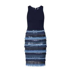 Carolina Cavour Šaty  námořnická modř