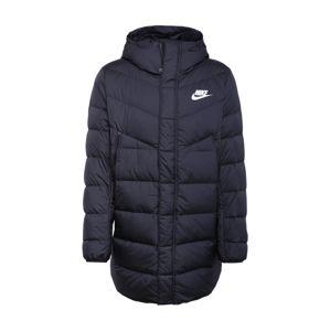 Nike Sportswear Zimní kabát 'Windrunner'  černá