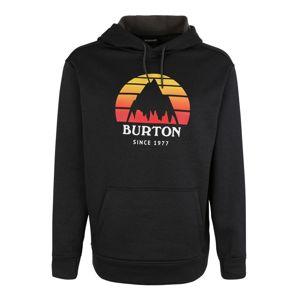 BURTON Sportovní svetr 'OAK'  mix barev / černá