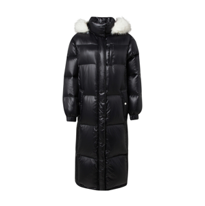 MICHAEL Michael Kors Přechodný kabát  černá / bílá