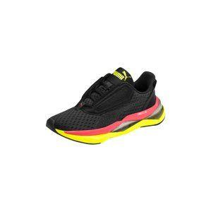 PUMA Sportovní boty 'LQDCell Shatter XT'  limone / černá