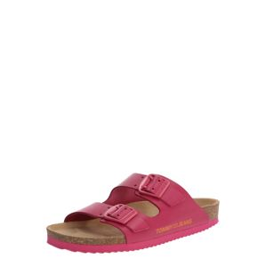 Tommy Jeans Pantofle 'JOAN 2A'  pink