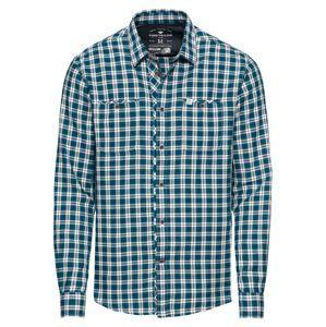 TOM TAILOR Košile  nebeská modř / bílá