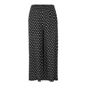 BRUNOTTI Kalhoty 'Delilah'  černá / bílá