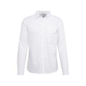 Hailys Men Společenská košile 'Minimal'  offwhite