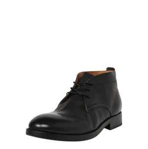 Hudson London Kotníkové boty  černá