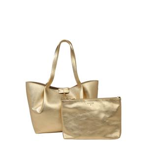 PATRIZIA PEPE Nákupní taška 'BORSA'  zlatá