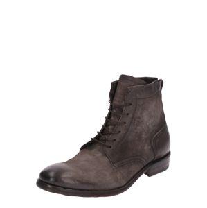 A.S.98 Šněrovací boty 'MASON'  tmavě hnědá