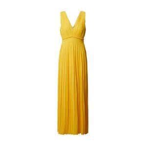 TFNC Společenské šaty 'TANWEN'  žlutá