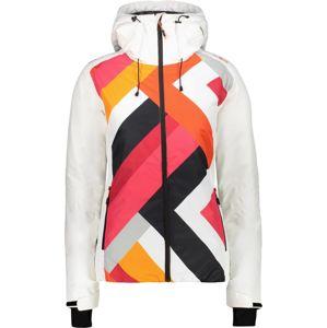 CMP Outdoorová bunda  mix barev / bílá