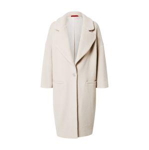 MAX&Co. Zimní kabát 'Curva'  béžová