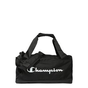 Champion Authentic Athletic Apparel Sportovní taška 'Small Duffel'  černá