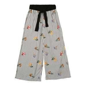 NAME IT Kalhoty 'NLFFONGA'  žlutá / červená / černá / bílá