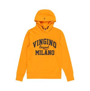 VINGINO Mikina  zlatě žlutá / kobaltová modř