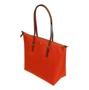 Lauren Ralph Lauren Nákupní taška 'KEATON'  oranžová
