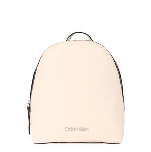 Calvin Klein Batoh  krémová