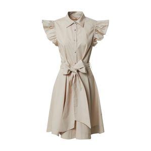 Custommade Letní šaty 'Lira'  béžová