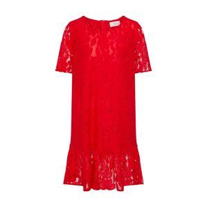 Minimum Koktejlové šaty  červená