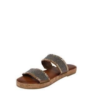 INUOVO Sandály  hnědá