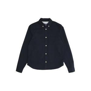Jack & Jones Junior Košile  námořnická modř