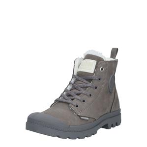 Palladium Šněrovací boty 'Brouse Wax'  černá