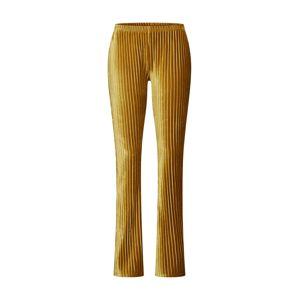 GLAMOROUS Kalhoty  žlutá