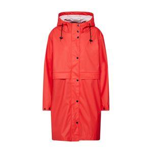 SAINT TROPEZ Přechodný kabát  červená