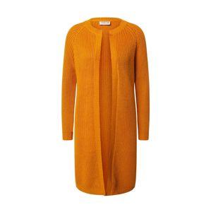 Noisy may Kardigan 'Siesta'  tmavě oranžová