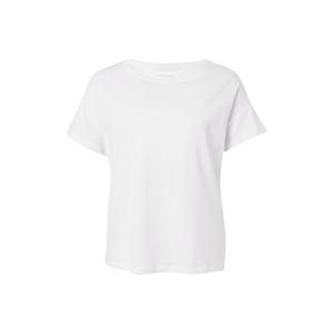 ESPRIT SPORT Funkční tričko  bílá / oranžová
