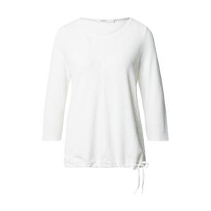 CECIL Tričko  bílá