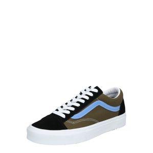 VANS Tenisky 'UA Style 36'  modrá / olivová / černá