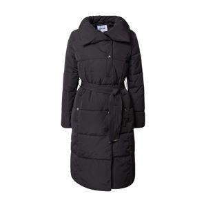 ABOUT YOU Zimní kabát 'Robin'  černá