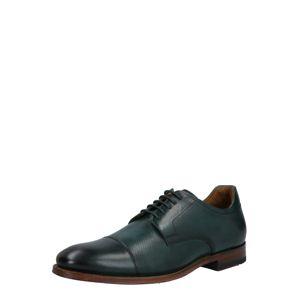 Gordon & Bros Šněrovací boty 'FABIEN'  zelená