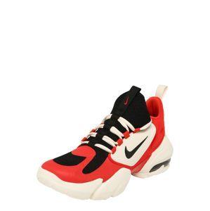 NIKE Sportovní boty 'Air Max Alpha Savage'  červená / černá / bílá
