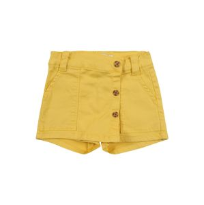 NAME IT Kalhoty 'NMFADELLE '  žlutá