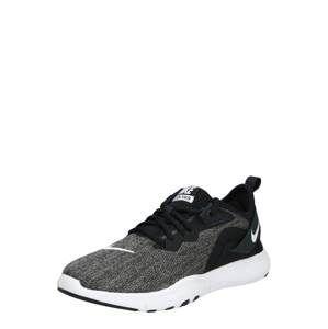 NIKE Sportovní boty 'Flex TR 9'  tmavě šedá / černá