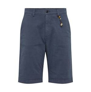 JACK & JONES Chino kalhoty 'JJIKENZO JJCHINO SHORTS AKM 432'  indigo