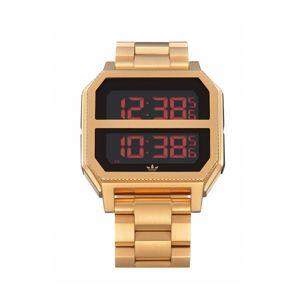 ADIDAS ORIGINALS Digitální hodinky 'Archive MR2'  zlatá