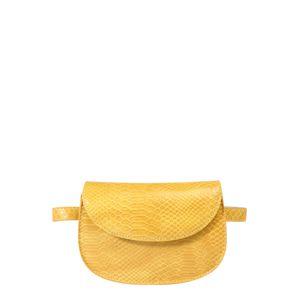 PIECES Ledvinka  žlutá