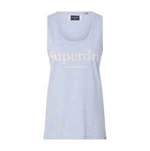 Superdry Top 'SUMMER HOUSE'  modrá