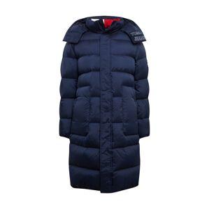 Tommy Jeans Zimní kabát 'TJM LONG PADDED PARKA'  tmavě modrá