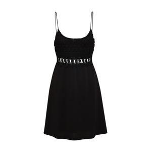 ONLY Letní šaty 'onlSALIS SINGLET JRS'  černá