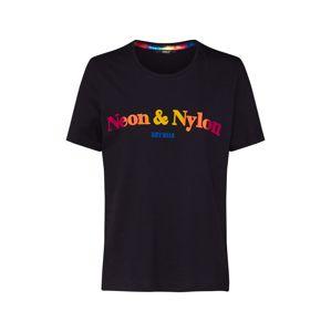 ONLY Tričko 'Bali'  černá