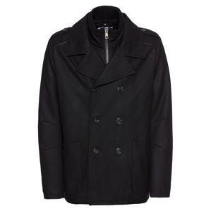 ABOUT YOU Zimní bunda 'Dorian'  černá