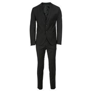 CINQUE Oblek 'CITROPPO'  černá