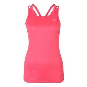 ADIDAS PERFORMANCE Sportovní top 'Rise Up N Run'  pink