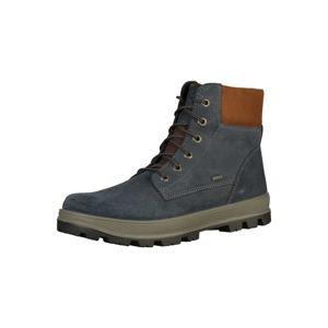 SUPERFIT Šněrovací boty  chladná modrá