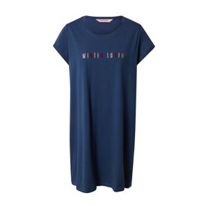Hunkemöller Noční košilka 'Winter Lover'  modrá